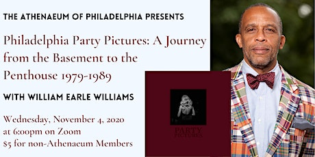 Philadelphia Party Pictures with Williams Earle Williams tickets