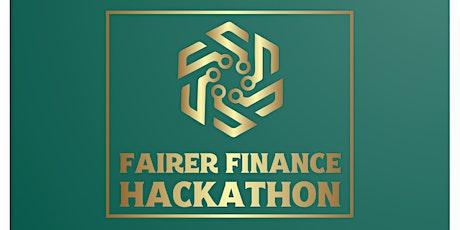 Fairer Finance Hackathon Judging Panel tickets