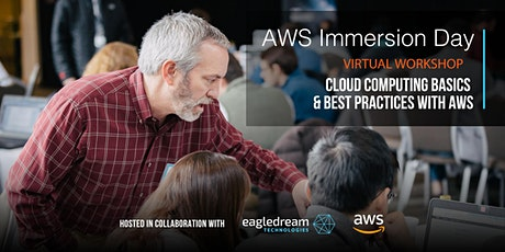 Virtual AWS Immersion Day: Cloud Computing Basics tickets
