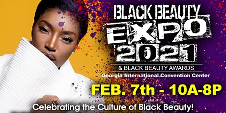 2021 Winter Black Beauty Expo & Black Beauty Awards tickets