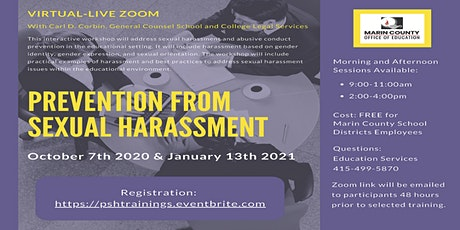 Prevention from Sexual Harassment Training