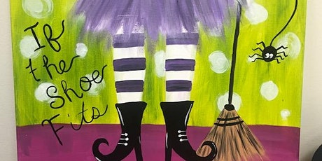 Witchy Sip N' Paint tickets