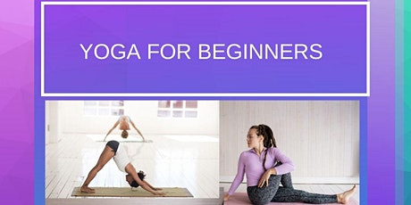 BEGINNERS YOGA COURSE ONLINE tickets