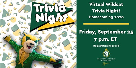 Virtual Wildcat Trivia Night tickets