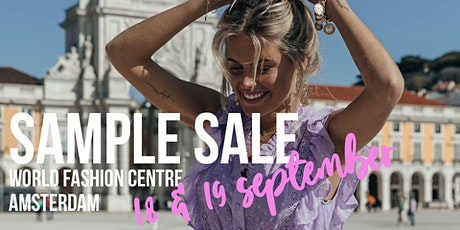 Colourful Rebel - SAMPLE SALE - 18 & 19 September tickets