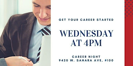 Virtual Career Night tickets