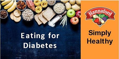 Eating for Diabetes tickets