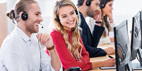 Customer Service Representatives Virtual Career Fair - July 29th, 2021 tickets