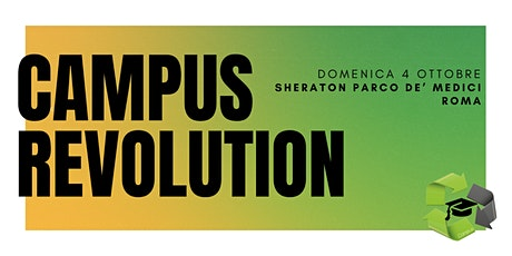 Campus Revolution tickets