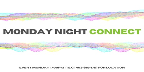 Monday Night Connect - Corbould tickets