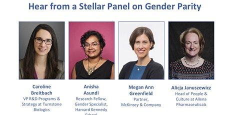 Gender Parity Panel Discussion tickets