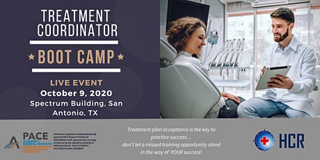 Treatment Coordinator Bootcamp tickets