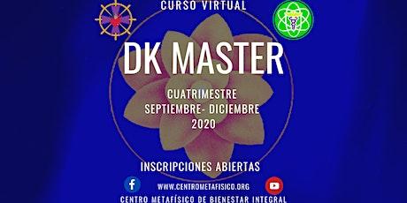 DK MASTER: CURSO VIRTUAL entradas