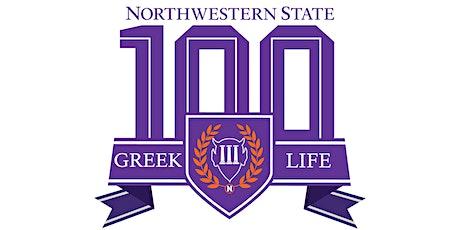 Northwestern State University's Greek Centennial Celebration tickets