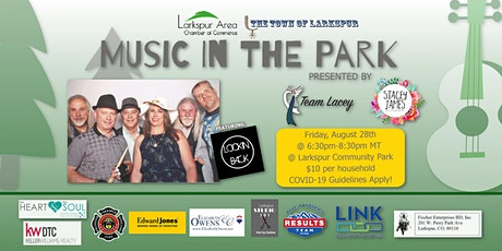 Larkspur's Music in the Park featuring Lookin Back tickets
