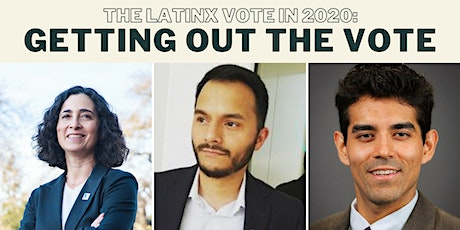 The Latinx Vote in 2020: Getting Out The vote tickets