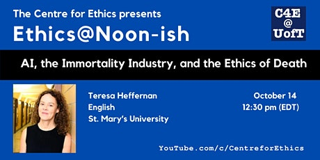 AI, the Immortality Industry, and the Ethics of Death tickets