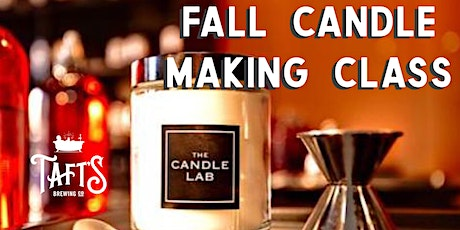 Fall Candle-Making Class tickets