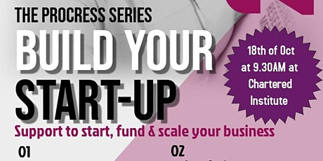 Build Your Start-Up tickets