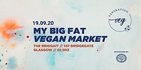 My Big Fat Vegan Market tickets