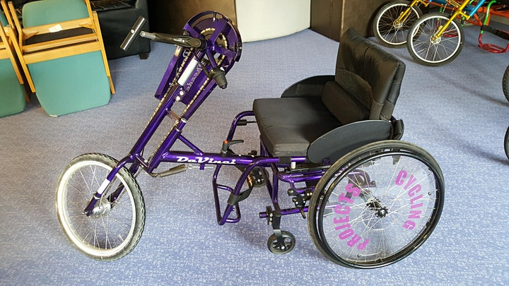 Isle Access Adapted  Bike Sessions image