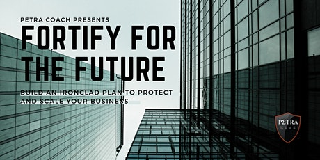 Fortify for the Future: A Petra Planning Workshop tickets