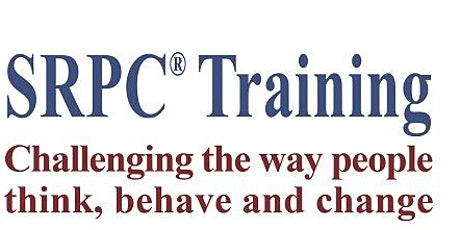SRPC  3 day Certificate Training  Morning or Afternoon Session tickets