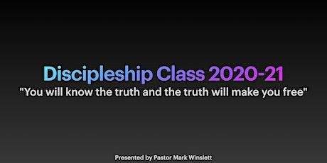 Discipleship Class tickets