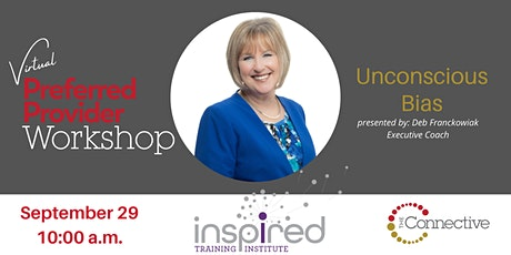 Unconscious Bias - virtual workshop tickets