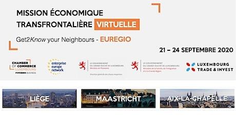 Euregio Economic  Crossber Mission tickets