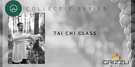 Collectif Series: Tai Chi Class tickets