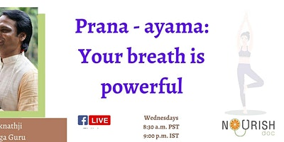 Prana yama - Power of your Breath