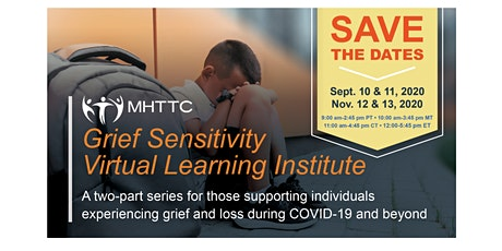 Grief Sensitivity Institute Part 2: Applying Concepts to Practice tickets