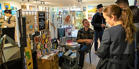 The Process at Pacific Arts Market tickets