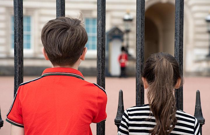 Von Bobbies, Corgis und dem fliegenden Doppeldecker - London für Kinder! image