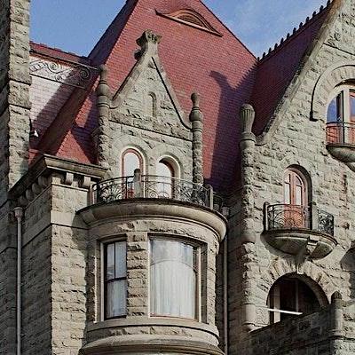 Craigdarroch Castle logo