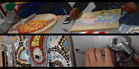 Mosaic Class for Adults at Hackney City Farm tickets