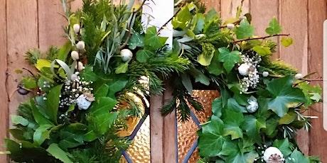 Gardening Lady Christmas Wreath Making Workshop 2 tickets