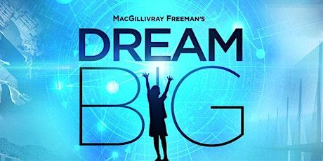 ERAU presents Dream Big tickets