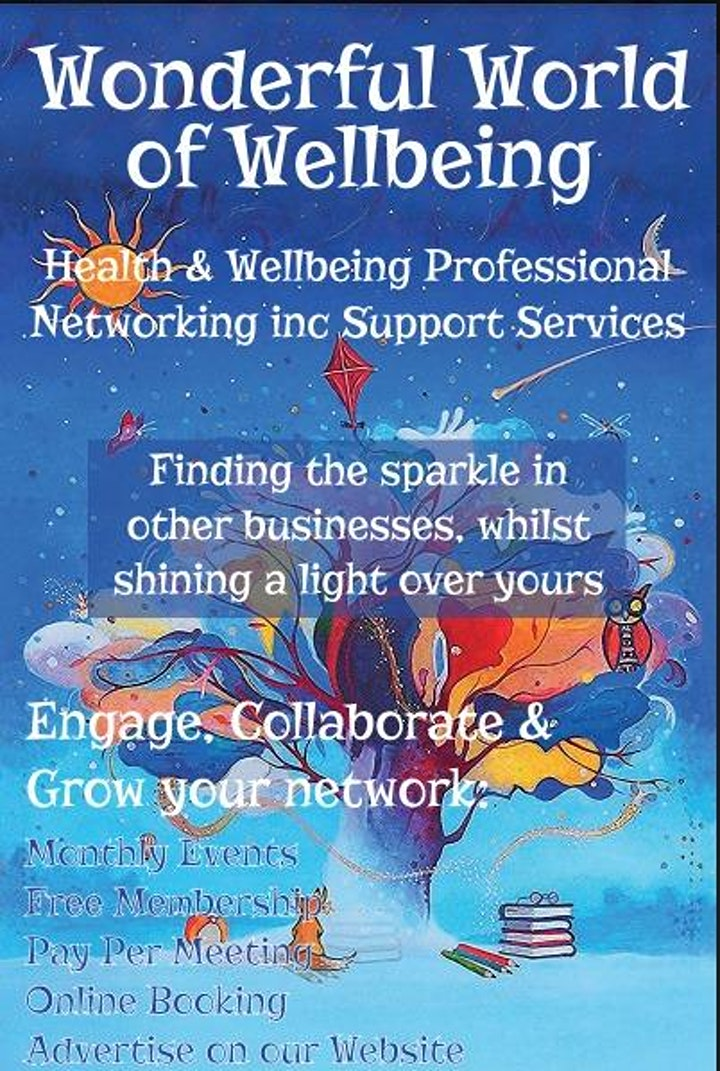 Networking for Wellbeing Businesses image