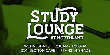Study Lounge at Northland tickets