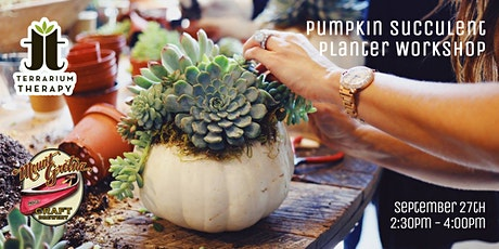 SOLD OUT - Pumpkin Succulent  at Mount Gretna Craft Brewery tickets