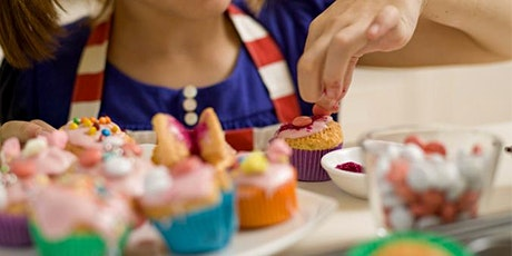 Pre-School Kids Only Cupcake Decorating Class tickets