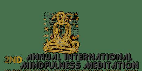 International Mindfulness Meditation Training tickets
