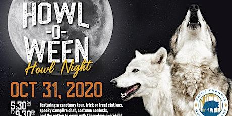 Howl-O-Ween Howl Night tickets