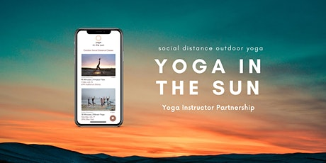 Outdoor Yoga Class tickets