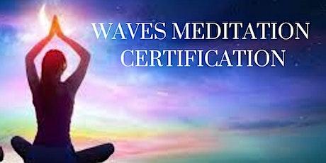 Meditation Certification for Instructors tickets