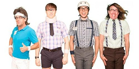 The Spazmatics at BARge295 tickets