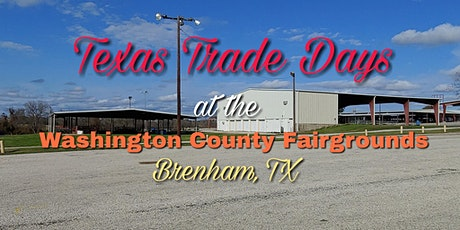 Brenham Trade Days | 2021 Winter Market tickets