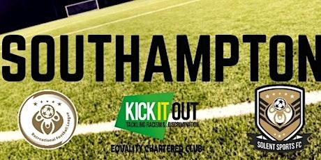 Recreational Football  Southampton tickets